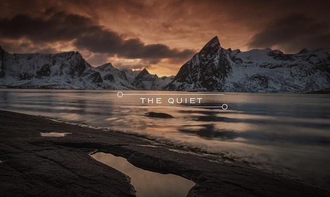 """The Quiet"": A Cinematic Time-Lapse Short Film On The Lofoten islands By Nicholas Buer (2014)"