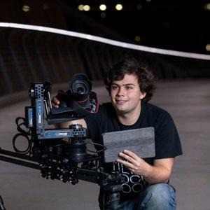 Filmmaker Julian Tryba