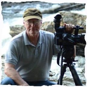 Filmmaker Mark Williams