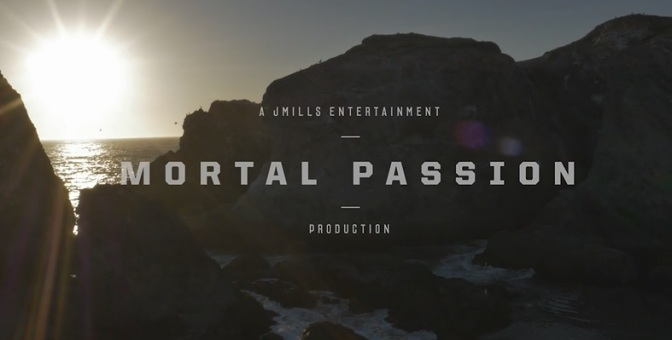 """""""Mortal Passion-The Blood Of Work"""": A Cinematic Narrated Short Film Directed By Jeremy Miller (2014)"""