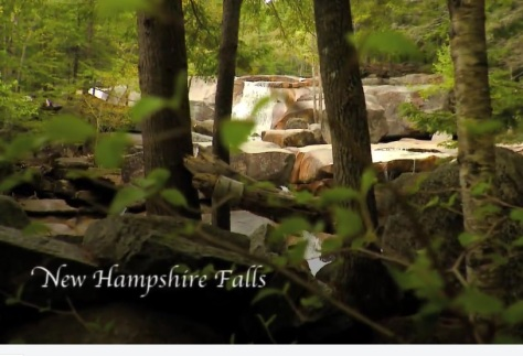 New Hampshire Falls cinematic short film directed by Tom Guilmette 2009