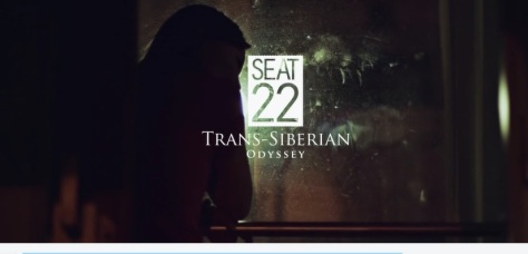 Seat 22-Trans-Siberian Odyssey cinematic short film directed by Stanislas Giroux 2014