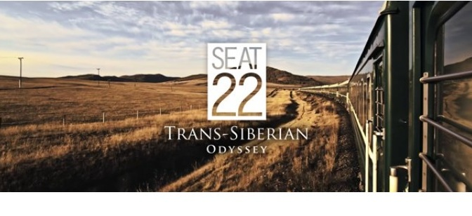 """Seat 22-Trans-Siberian Odyssey"": A Cinematic Short Film Directed By Stanislas Giroux (2014)"