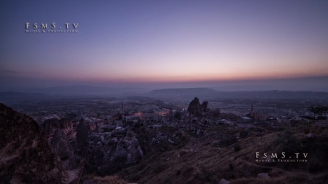 Cappadocia cinematic time-lapse short film in Anatolia Turkey directed by F.S. Mehmet Sadoglu 2014