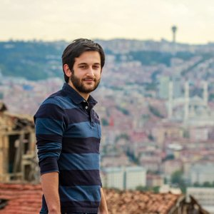 Filmmaker Ahmet Fatih Çamaltı