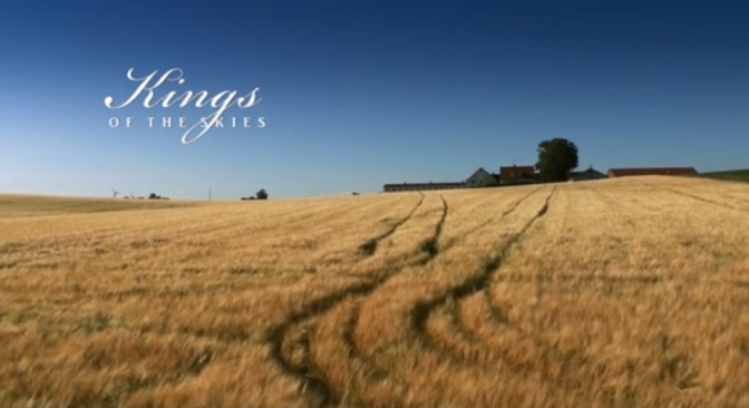 """Kings Of The Skies"": A Cinematic Short Film Of Flight In Sweden Directed By Jesper Rådegård (2014)"