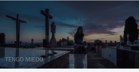 Tengo Miedo cinematic poem short film featuring Pablo Neruda Directed By Jose Alonso Leon