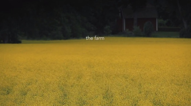 """The Farm"": A Cinematic Short Film Directed By Bart Van Der Gaag (2013)"