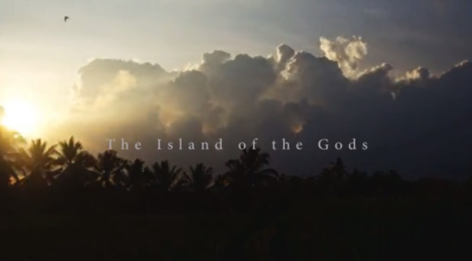 """The Island Of The Gods"": A Cinematic Short Film In Bali Filmed And Directed By Marty Mellway (2014)"