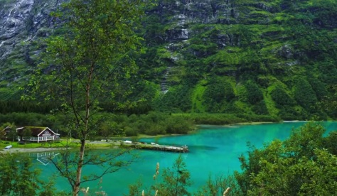 The Water Cinematic Time-Lapse Short Film In Norway Directed By Terje Sørgjerd