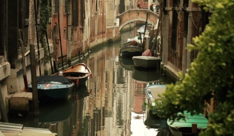 Venezia cinematic short film of life in Venice Italy directed by Franck Pinel 2014