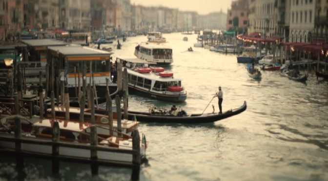 """Venezia"": A Cinematic Short Film Of Life In Venice, Italy Directed By Franck Pinel (2012)"
