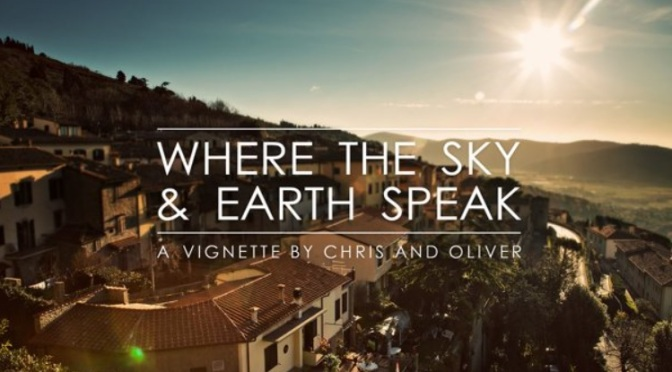 """Where The Sky And Earth Speak"": A Cinematic Short Film In Italy Directed By Christopher Sotelo And Oliver Peng (2014)"