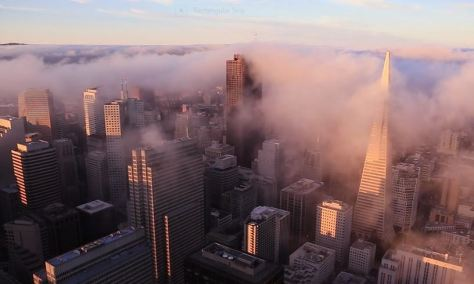 A Typical San Francisco Morning Cinematic Time-Lapse Short Film directed by Toby Harriman 2014