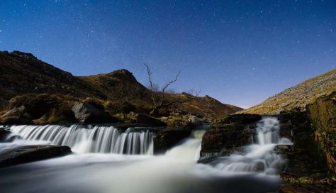 Dartmoor cinematic time-lapse short film in southwest England directed by Alex Nail and Guy Richardson 2014