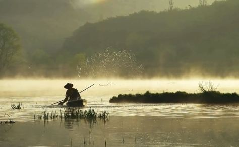 Dawn Of Upo Wetland cinematic short film in South Korea directed by HJ.Song