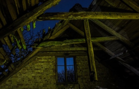 Decay Cinematic Time-Lapse Short Film In Sweden By Isak Dalsfelt and Joel Gribbson 2014