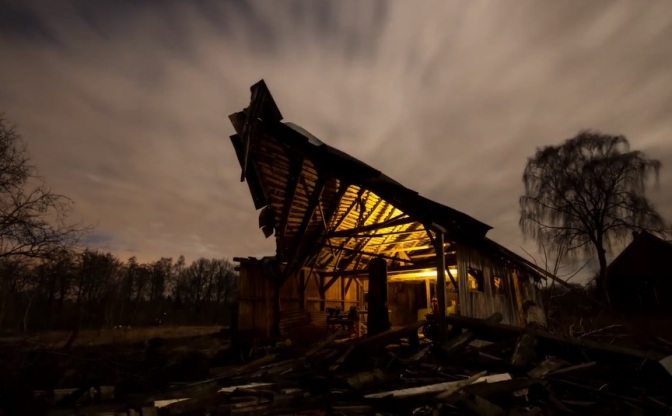 """Decay"": A Cinematic Time-Lapse Short Film In Sweden By Isak Dalsfelt & Joel Gribbson (2014)"