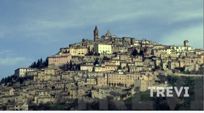 """Embrace My #INTIMAUMBRIA"": A Cinematic Short Film In Perugia By Emiliano Bechi Gabrielli (2013)"