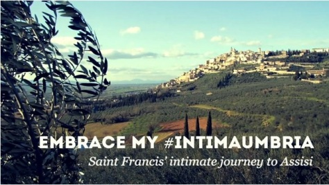 Embrace My #Intimaumbria cinematic short film in Perugia Italy directed by Emiliano Bechi Gabrielli