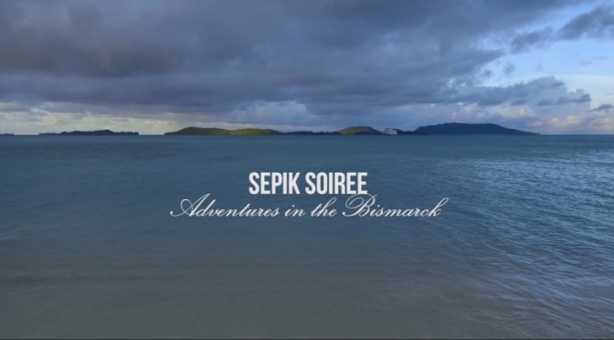 """Sepik Soiree"": A Cinematic Promo Short Film In Papua New Guinea Directed By Michael Fletcher (2014)"