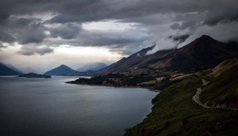 Aotearoa Land of the Long White Cloud cinematic time-lapse short film directed by Nathan Kaso 2012