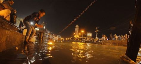 Gateway to the Ganges cinematic short film in Northern India directed by Brandon Li 2015