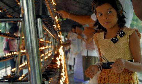 Island of Dharma cinematic short film in Sri Lanka directed by Piotr Wancerz 2015