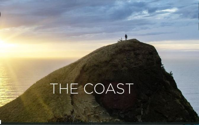 """The Coast"": A Cinematic Narrated Short Film In Coastal Oregon Directed By Skip Armstrong (2014)"