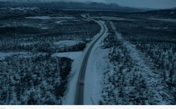 """Volvo – Vintersaga"": A Cinematic Promotional Short Film In Sweden By Niklas Johansson (2015)"