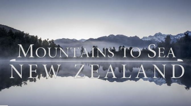 """Mountains To Sea"": A Cinematic Time-Lapse Short Film In New Zealand By Stephen Patience (2015)"