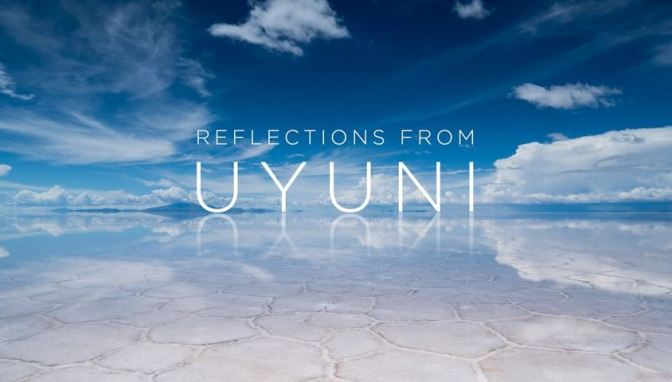 """Reflections From Uyuni"": A Cinematic Time-Lapse Short Film In Bolivia By Enrique Pacheco (2015)"