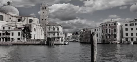 The Silence of the Seagulls cinematic time-lapse short film in Venice by David Jesenicnik and Ales Gregoric 2015 Canal