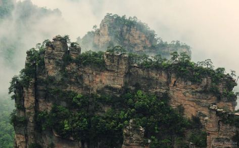 Between Heaven And Earth Cinematic Time-Lapse Short Film In China Directed By Henry Jun Wah Lee