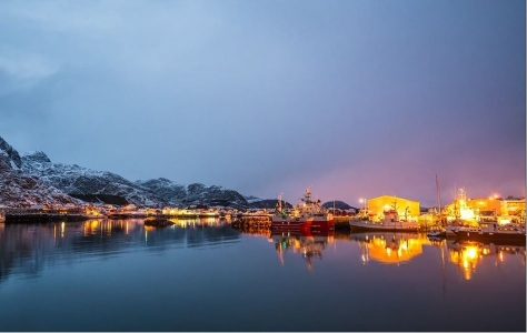 Winter In Lofoten Cinematic Time-Lapse Short Film In Norway Directed By Tommaso Maiocchi