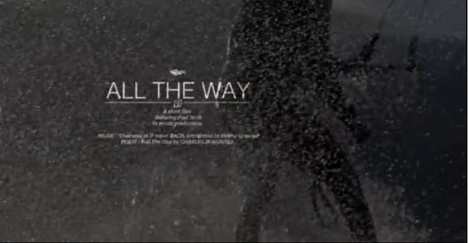 """All The Way"": A Cinematic Kiteboarding Short Film By Olivier Sautet (2015)"