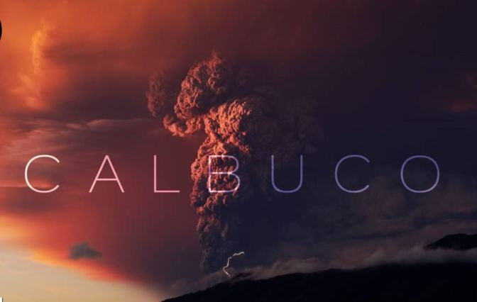 """Calbuco"": A Cinematic Time-Lapse Short Film Of A Volcano In Chile Directed By Martin Heck (2015)"