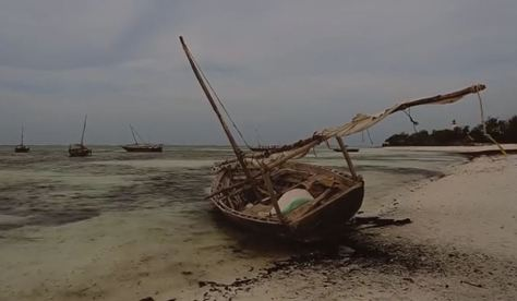 Colors of Zanzibar cinematic short film directed by Mark Vicente 2013
