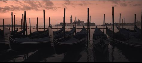 Evanescent Cinematic Short Film of Memories in Venice Directed by Ivan maria Friedman 2015