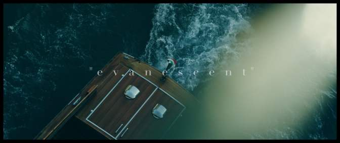 """Evanescent"": A Cinematic Short Film Of Memories In Venice Directed By Ivan Maria Friedman (2015)"