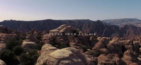 Jordan From The Air Cinematic Aerial Short Film Directed By Scott Sporleder and Ross Borden