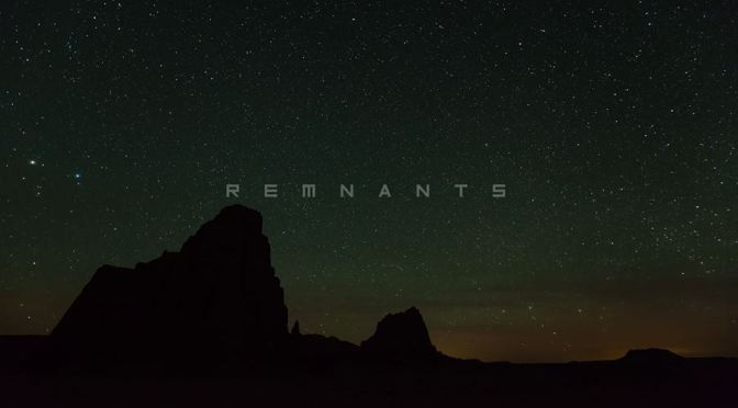 """Remnants"": A Cinematic Time-Lapse Short Film In Utah Directed By Nate Atwater (2015)"