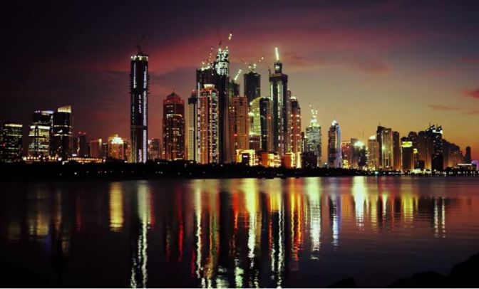 """Sky"": A Cinematic Time-Lapse Short Film In Dubai By Philip Bloom (2010)"