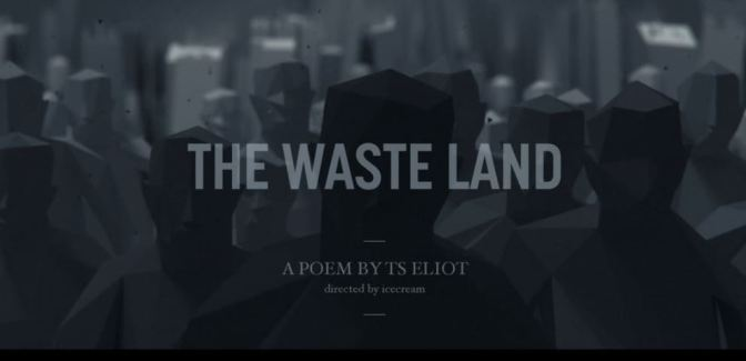 """The Waste Land"": A Cinematic Poem Short Film Directed By Nicolas Dufoure (2015)"
