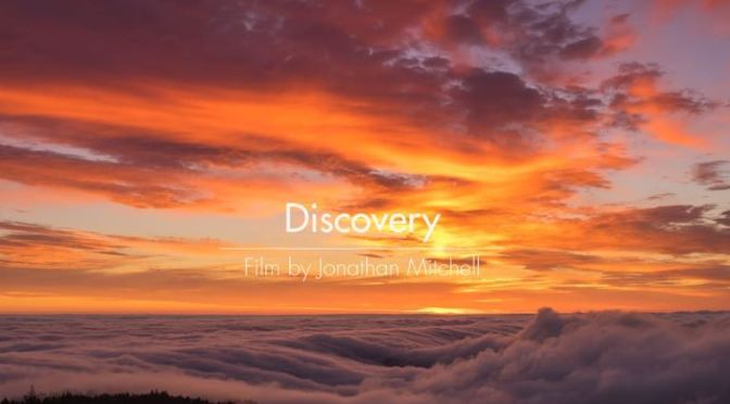 """Discovery"": A Cinematic Time-Lapse Short Film In California Directed By Jonathan Mitchell (2015)"