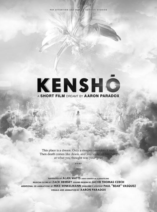 Kenshō Cinematic Narrated Short Film Directed By Aaron Paradox in 2015