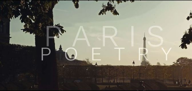 """Paris Poetry"": A Cinematic Poem Short Film Directed By Alex Soloviev (2015)"
