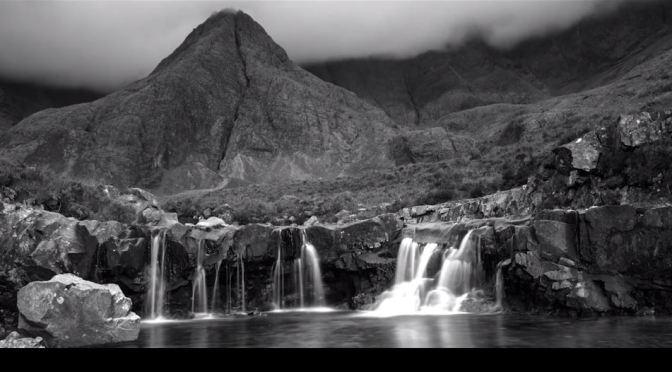"""Skíð – 'Cloud Island'"": A Cinematic Aerial Short Film In Scotland Directed By Jonny Maxfield (2014)"