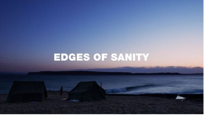 """Edges Of Sanity"": A Cinematic Poem Surf Short Film Directed By Chris McClean (2014)"