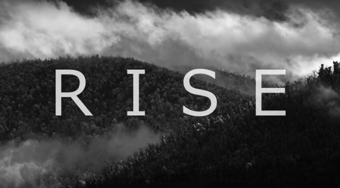 """Rise"": A Cinematic Infrared Short Film In Australia Directed By Glen Ryan and James Van Der Moezel (2015)"